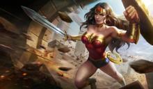 《傳說對決》暴走天使最佳代言 神力女超人大解析!