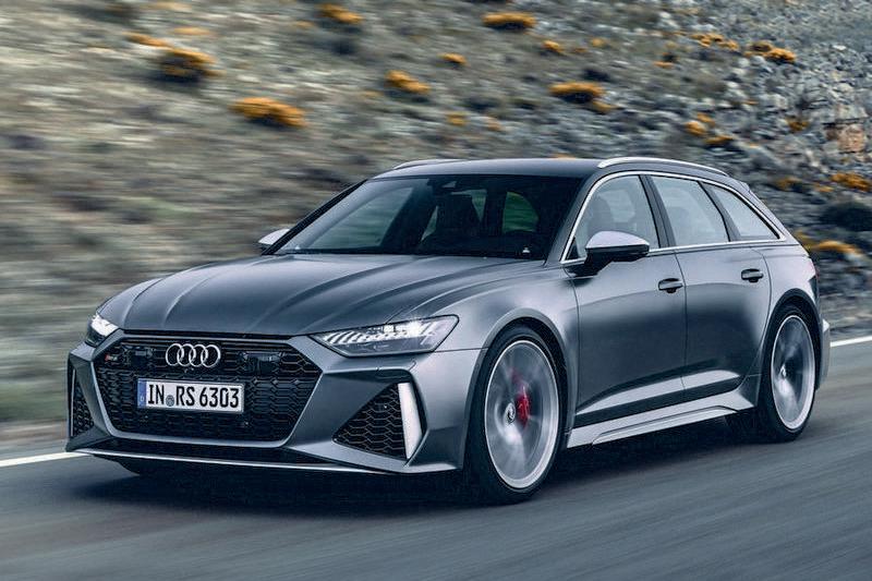 長的超兇又有600匹的Audi RS 6 Avant亮相了