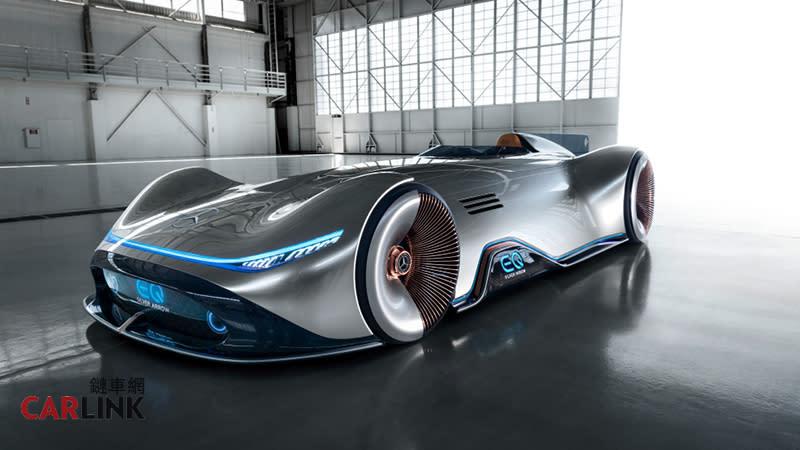 【2020台北車展】打造2030年台北城,Mercedes-Benz雙概念車主秀