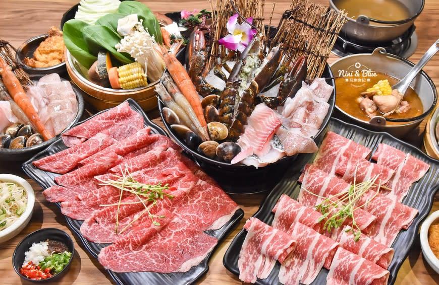 台中人氣火鍋店 供應商直送新鮮認證葉菜吃到飽