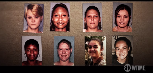 "Newly released records show a half-dozen women told authorities they were raped and trafficked to male inmates inside a rural Louisiana jail. The 2002 case is featured in a Showtime documentary, ""Murder in the Bayou"" examines the unsolved killings of eight women known as the Jeff Davis 8. Source: ShowTime / YouTube"