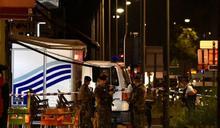 布魯塞爾持刀恐攻 「伊斯蘭國」聲稱犯案