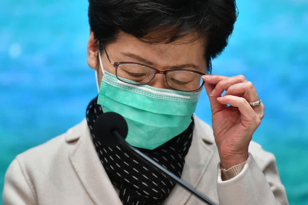 【王永平.港事港情】政府應對武漢肺炎暴露的管治危機