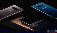Samsung Galaxy Note 8 正式發表,搭載更厲害的雙鏡頭即時景深預覽,台灣首發上市