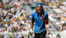 西西帕斯籲年輕球員力爭下月溫網冠軍