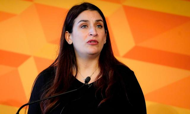 Luciana Berger, the Lib Dem health spokeswoman, says the Conservative treatment of EU nationals in the NHS is 'utterly shameful'.