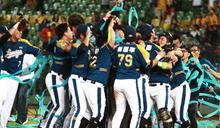 中華職棒/桃猿4:2力克兄弟 近6年4度奪冠