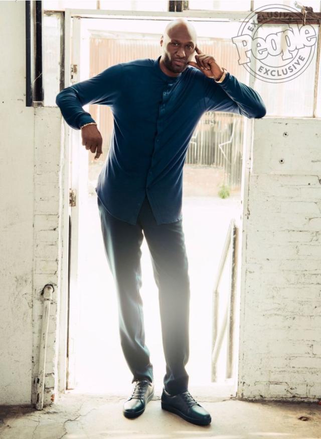 Lamar Odom | Austin Hargrave