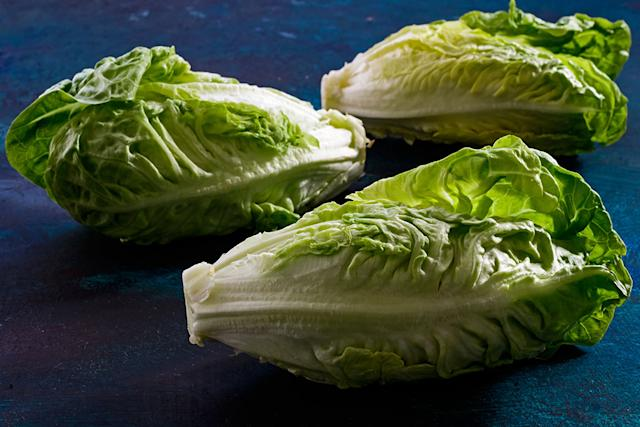 Romaine lettuce. (Photo: Getty Images)