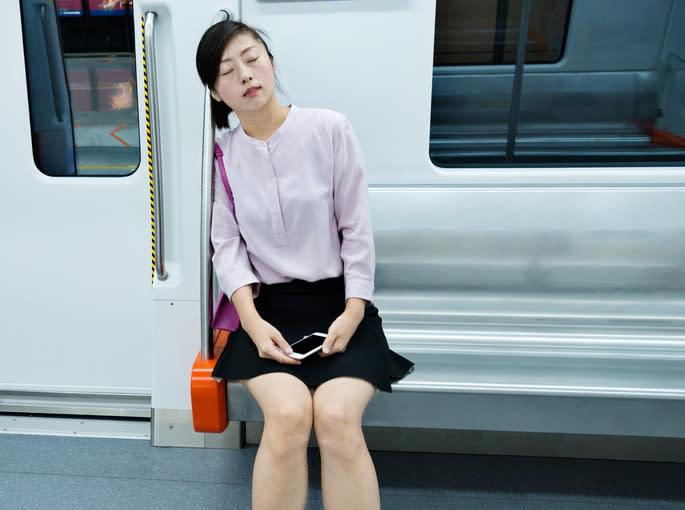 Top3:慢性疲勞 老是睡不飽這原因成原兇