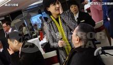 「部長臉上有掌痕」 鄭惠中聽到笑了