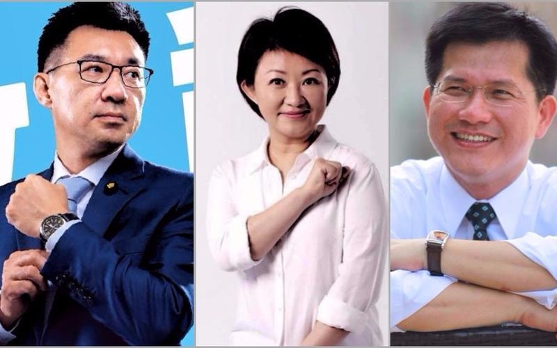 台中市長2018年選舉,您看好誰的贏面較大?