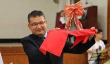 彰化平和國小張鴻章校長獲師鐸獎 自許做個「i-phone老師」