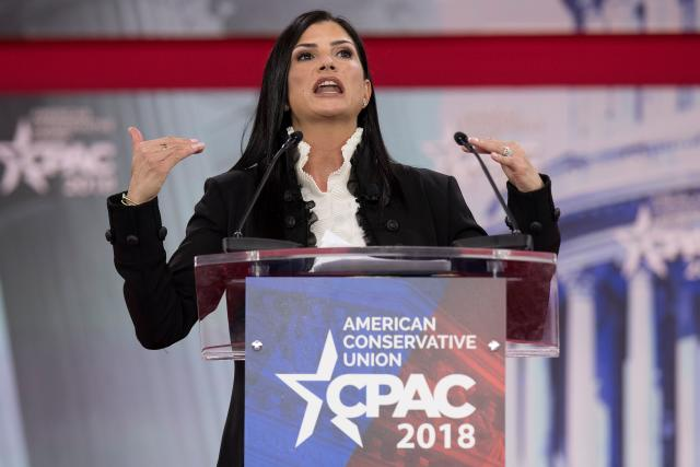 Dana Loesch speaks at CPAC
