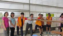 北港農工特色教學 有機米礱米碰米香