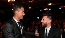 FIFA最佳11人名單一眼睇晒
