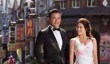 家人面前驚喜求婚 江宏恩娶回小6歲女友