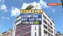 清償方案遭拒絕 國民黨松山黨部將被查封