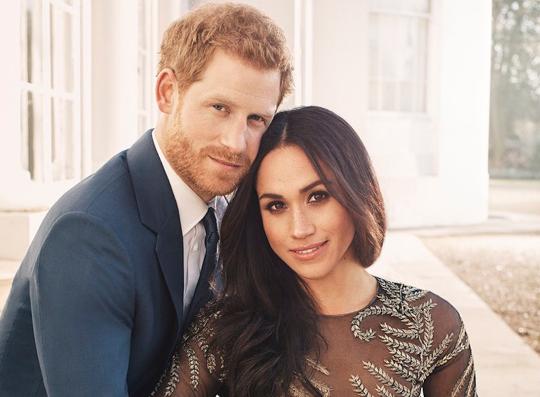 女星嫁王子全球矚目!英軍警史上最高規格嚴密戒備