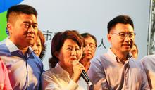 【Yahoo論壇/張孟湧】盧秀燕完勝林佳龍 決戰中台灣五塊拼圖完成