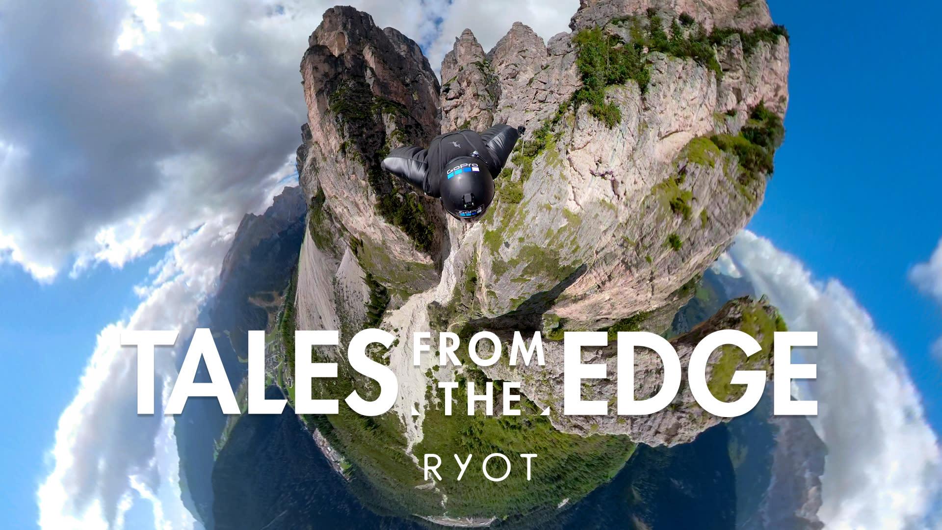 超極限運動:低空跳傘員之傳奇【YahooTV 360】