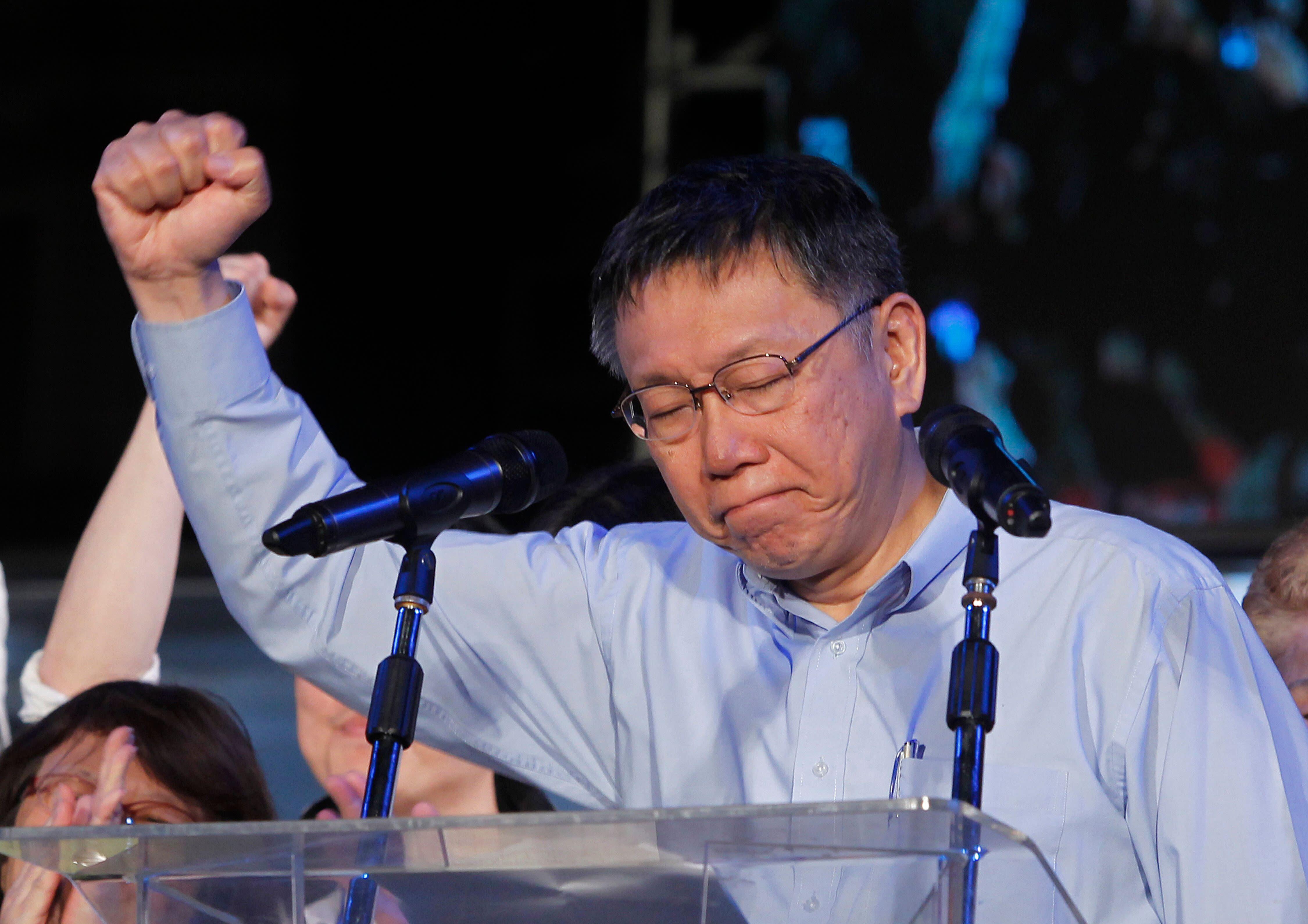 【Yahoo論壇/陳國祥】兩黨鬥翻天 柯P樂翻天