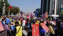 勞基法「修惡」?高雄勞工上街抗議 23日北上遊行