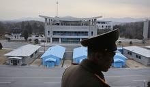 北韓士兵投誠南韓 中槍送醫救治