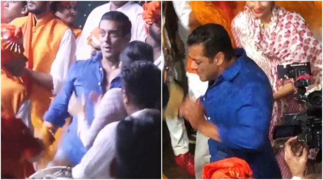 Salman Khan Visarjan Dance