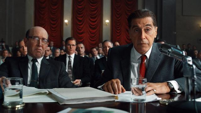 Al Pacino en The Irishman