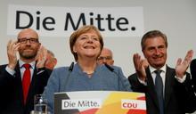 自由世界領袖梅克爾 德國人封永遠總理