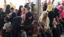 超過40萬羅興亞難民湧入孟加拉 無國界醫生:恐將爆發傳染病災難