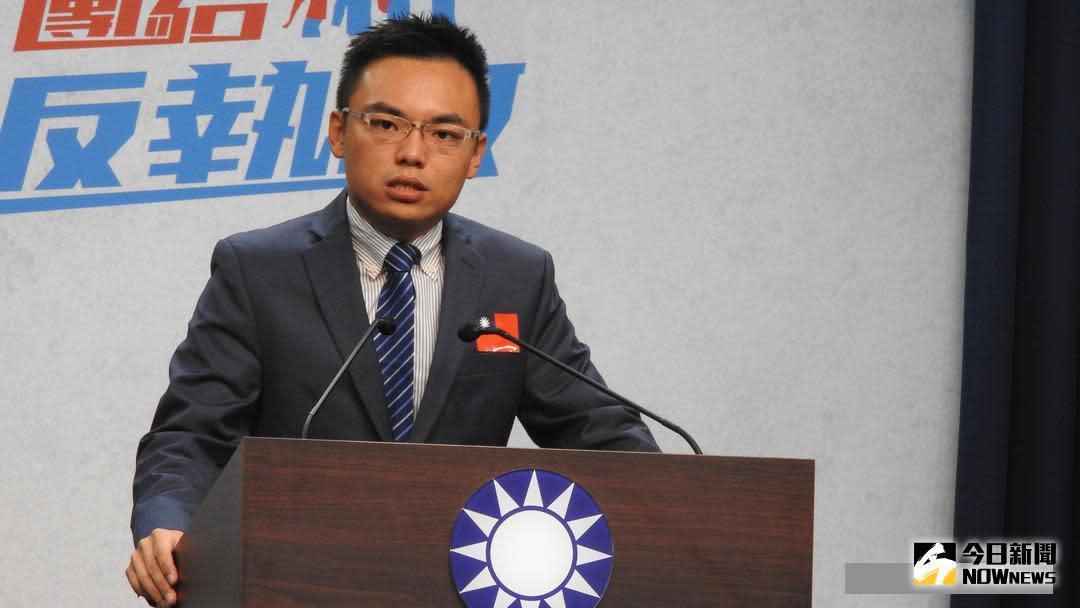 內閣傳改組 洪孟楷:蔡政府又想突襲台灣社會嗎?
