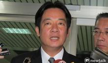 賴清德:龔明鑫調經濟部次長、邱俊榮接國發會副主委