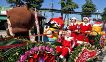 「薑餅人」領軍 田尾聖誕踩街周末登場