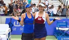 詹詠然、辛吉絲16連勝 晉中網四強