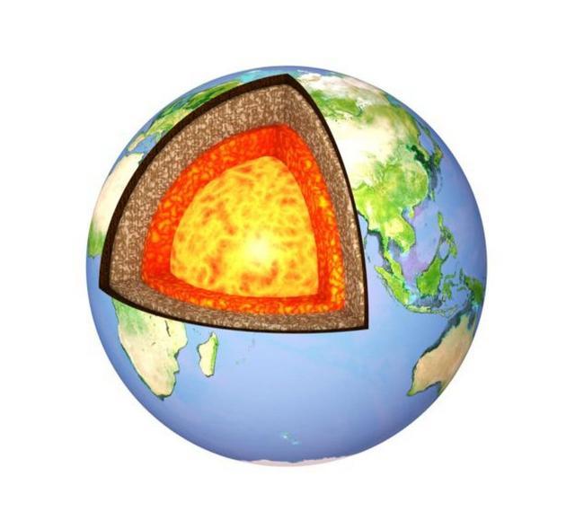 Si la Tierra es como una cebolla, llena de capas, la corteza viene a ser la delgada piel del planeta