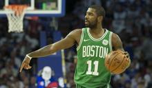 NBA》厄文手感冷 綠衫軍防守壓制活塞