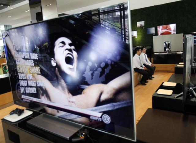 El FBI advierte que las Smart TV esconden un enorme peligro (REUTERS/Kim Hong-Ji)