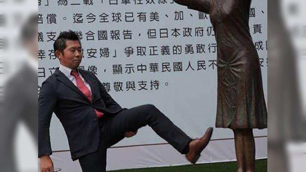 外交部處理日人踹慰安婦銅像的方式,您滿意嗎?
