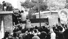 慶攻佔美大使館 伊朗遊行捧飛彈