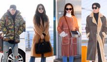 今天的機場也是眾星雲集!EXO、金材昱、宋智孝、昭宥等人為參加MAMA飛往香港!
