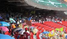 黑豹旗/受大雨影響 黑豹旗首戰就延賽