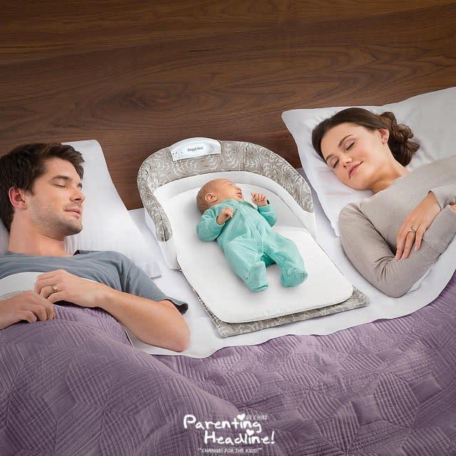 【保暖防窒息】嬰兒就寢5大注意事項