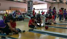 鼓勵身障朋友享受運動 台中市舉辦身障保齡球運動大賽
