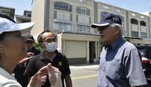 「清新雲林」李縣長視察市容 籲民眾攜手維護環境整潔