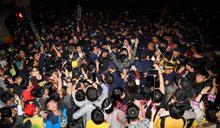 【Yahoo論壇/管中祥】街頭「游擊」戰將衝擊民進黨的權力基石