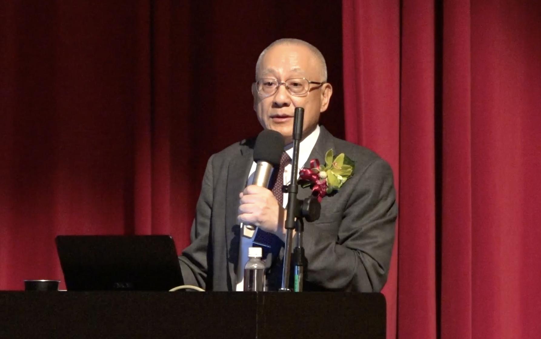 【司徒達賢榮退演說6】歷史老師劉昌洪鼓勵 高三成為模範青年