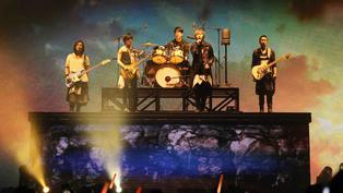 《人生無限公司》北美7大城掀「加班」狂潮 五月天重返多倫多熱力high唱