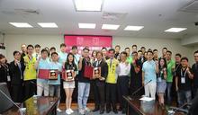 永康青商會及韓國、馬來西亞姊妹會 連袂拜會台南市議會